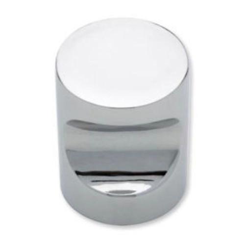 "PN2814V-PC  3/4"" Polished Chrome Whistle Cabinet Drawer Pull"