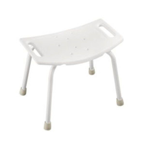 DF595  Tub and Shower Seat White