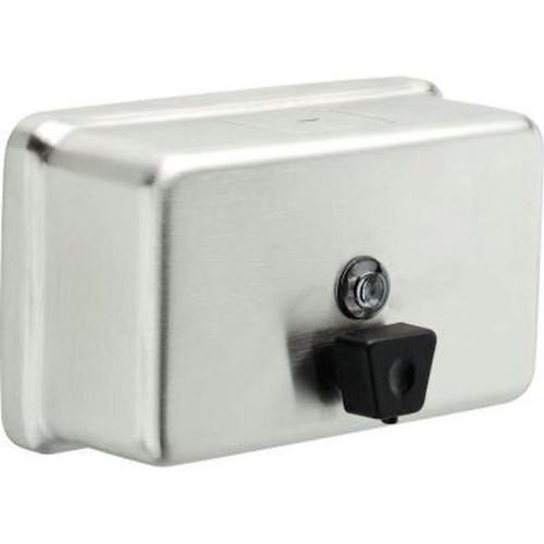 44081-SS Commercial Surface-Mount Horizontal Liquid Soap Dispenser