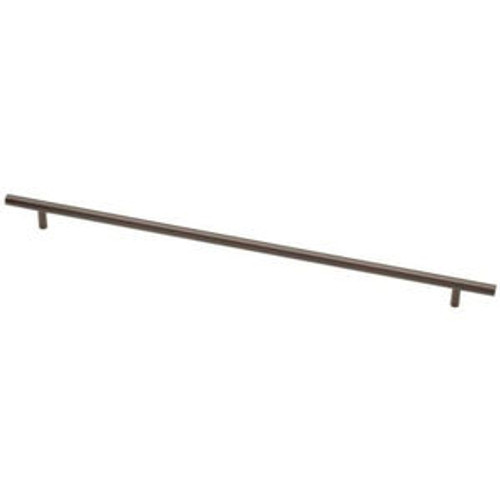 "Avante 65544RB 21 3/8"" CTC Oil Rubbed Bronze Pull Bar Design Drawer Pull Knob"