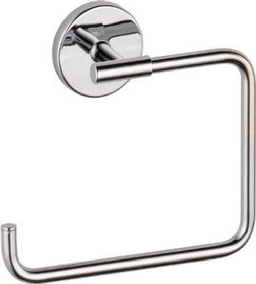 759460 Trinsic Bath Towel Ring Polished Chrome Finish