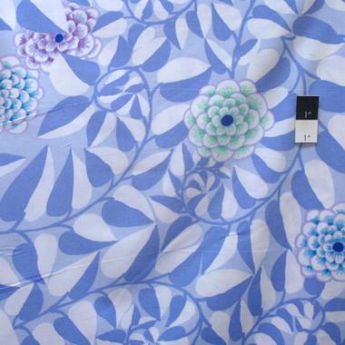 Kaffe Fassett Pwgp151 Vine Blue Cotton Fabric By The Yard