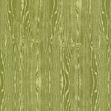 Joel Dewberry Jd42 Aviary 2 Woodgrain Dill Cotton Fabric