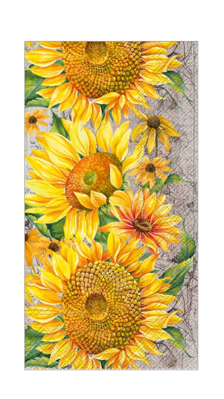 French Country Decor Paper Hand Towels