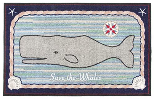 Whale Decor Claire Murray Rugs