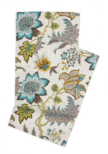 Teal Table Runners