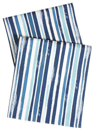 Tommy Bahama Blue Table Runners