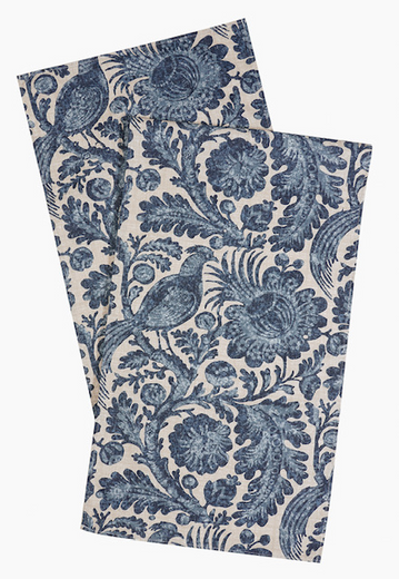Williamsburg Blue Table Runners