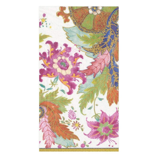 Hand Towels or Paper Towels Party Supplies Tobacco Leaf Ivory Pk 30