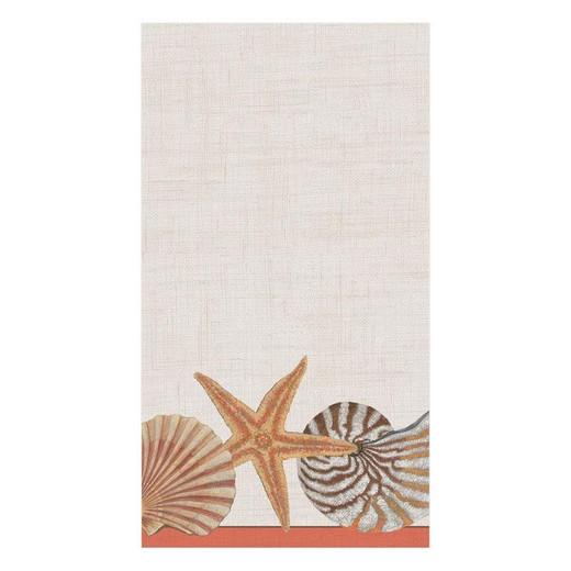 Hand Towels Bathroom Paper Towels Luxury Guest Towels Seaside Pack of 30