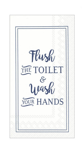 Funny Bathroom Decor Paper Hand Towels