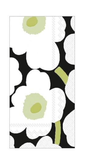 Marimekko Black and White Paper Hand Towels
