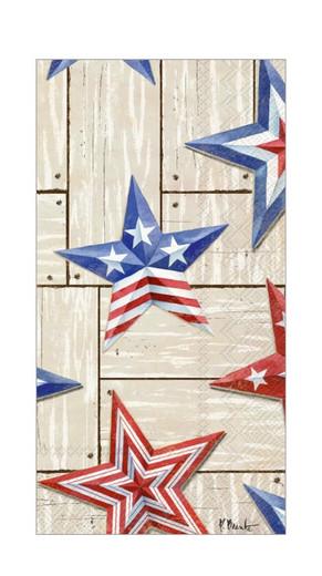 Americana Paper Hand Towels