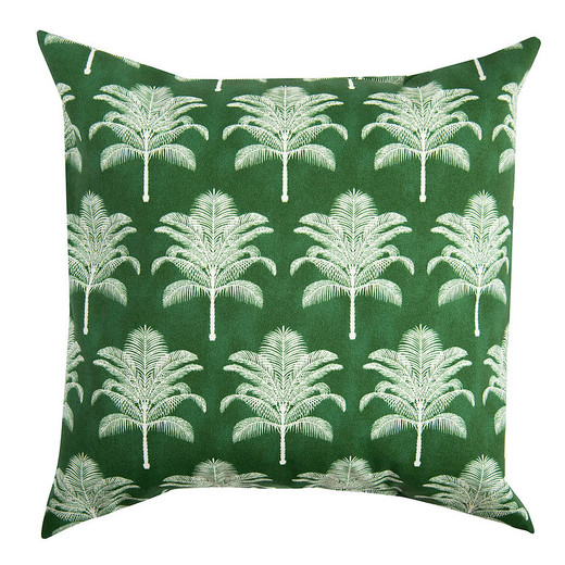 Tommy Bahama Green Trees Outdoor Pillows