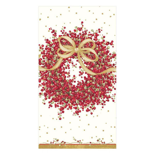 Pepperberry Christmas Hand Towels Pk 30