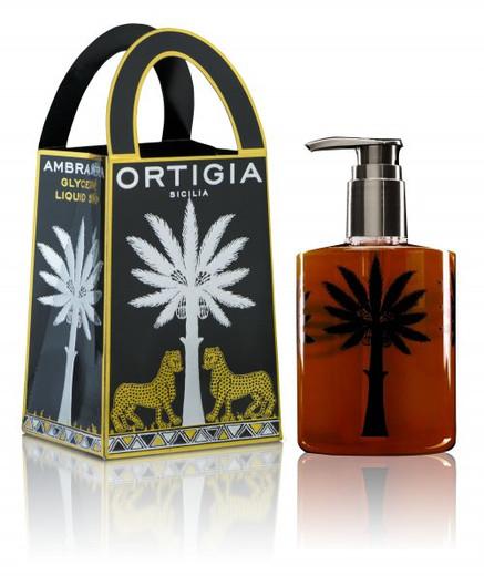 Liquid Soap Amber Musk 10 oz