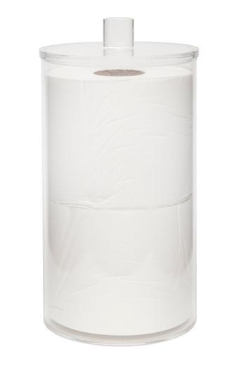 Toilet Paper Holder 2 Roll Storage