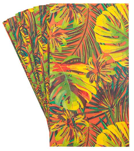 Pak 32 Beach Decor Tropical Decorative Paper Hand Towels