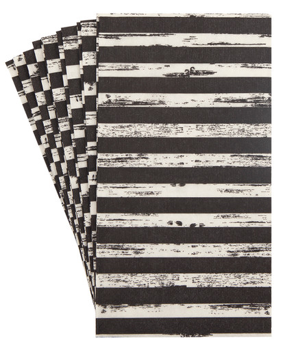 Pak 32 Farmhouse Bathroom Decorative Paper Hand Towels