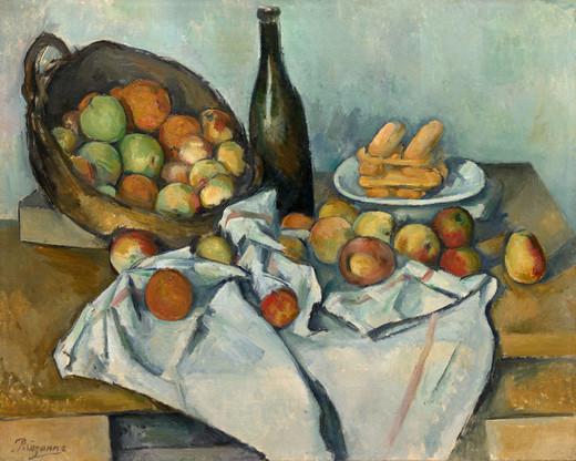 Cezanne Apples Paper Placemats Pk 24