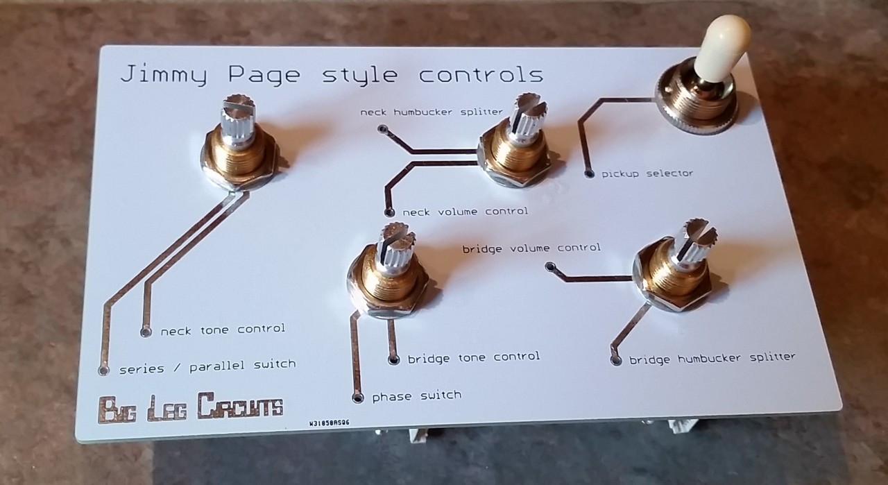 Jimmy Page style guitar wiring harness on collar bells, ring bells, water bells, tower bells, value of bells, white bells, bar bells, hand bells,