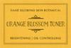 Orange Blossom TONER