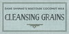 Coconut Milk Multitask Cleansing Grains