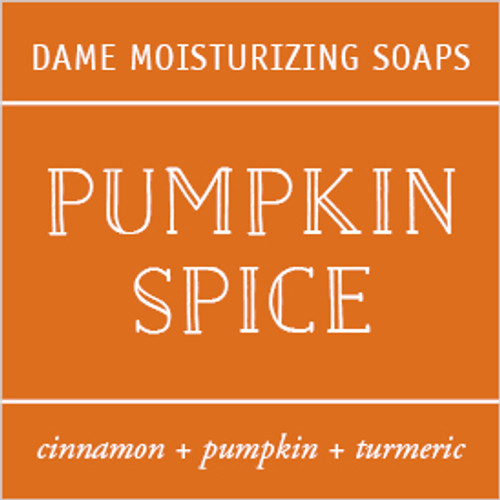 Pumpkin Spice Double Butter Soap