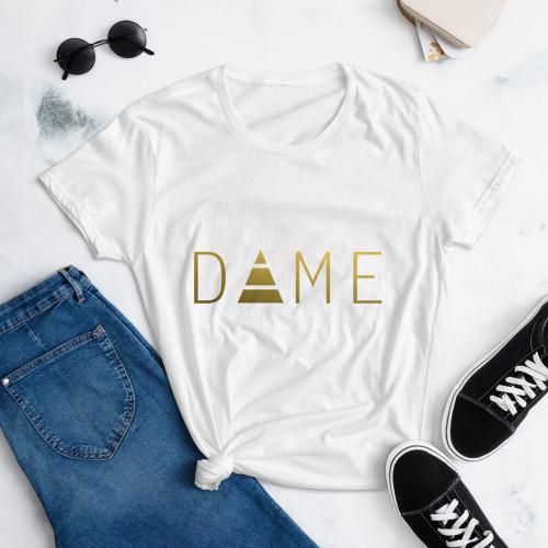 Dame short sleeve t-shirt