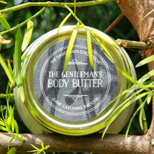 The Gentleman's Body Butter