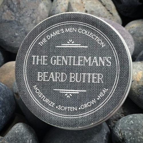 The Gentleman's Beard Butter
