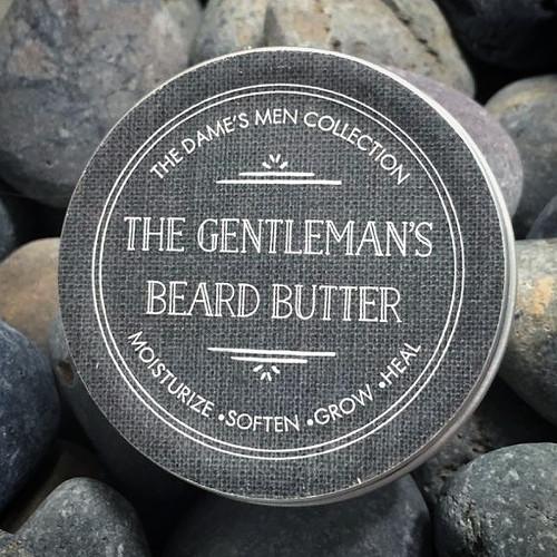 The Gentleman's Beard Butter