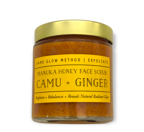 Camu + Ginger Face SCRUB