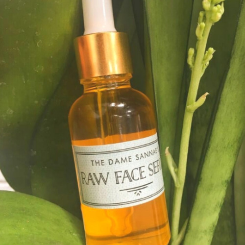 All - In- One Raw Face Oil