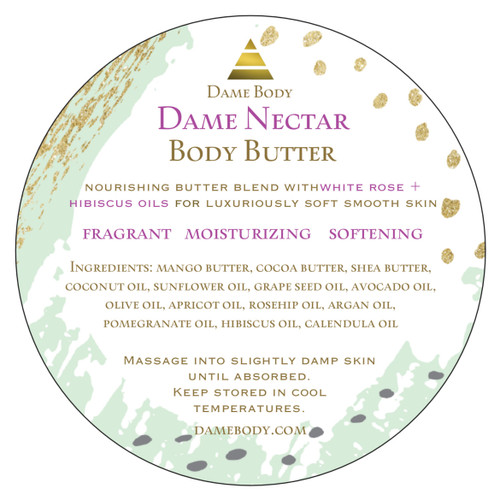 Dame Nectar Body Butter