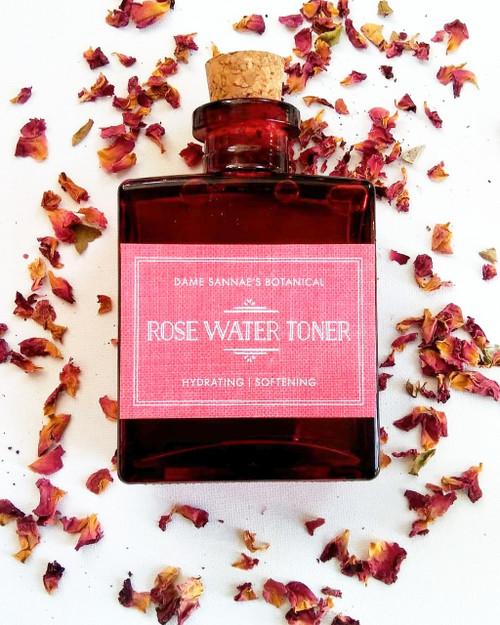 Rose Hydrating + Softening Toner