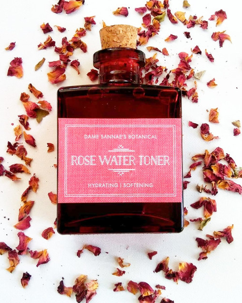 Rose Hydrating + Softening Toner