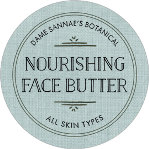 Nourishing Face Butter