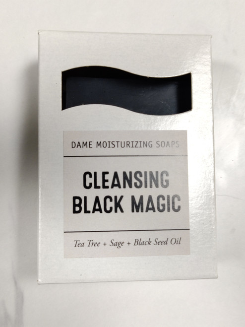 Black Magic Soap Bar
