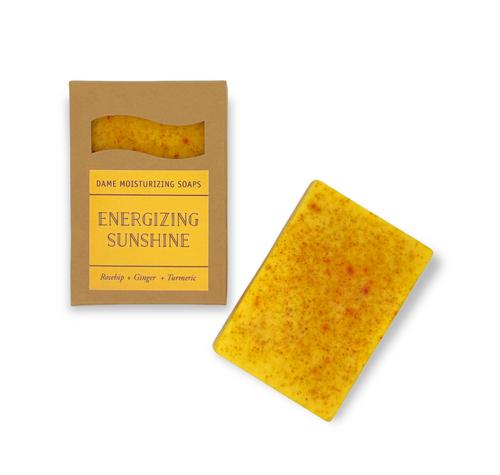 Sunshine Exfoliating Soap Bar