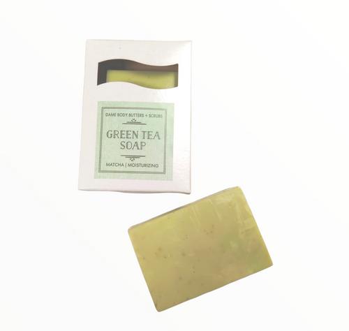 Green Tea Soap Bar