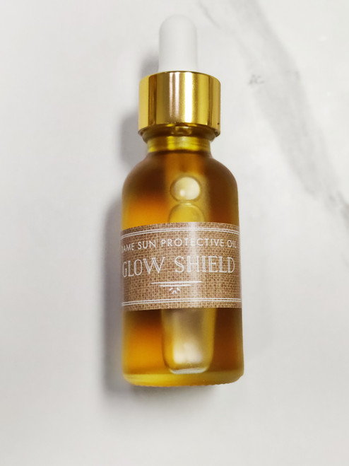 Glow Shield Sun Protectant Oil