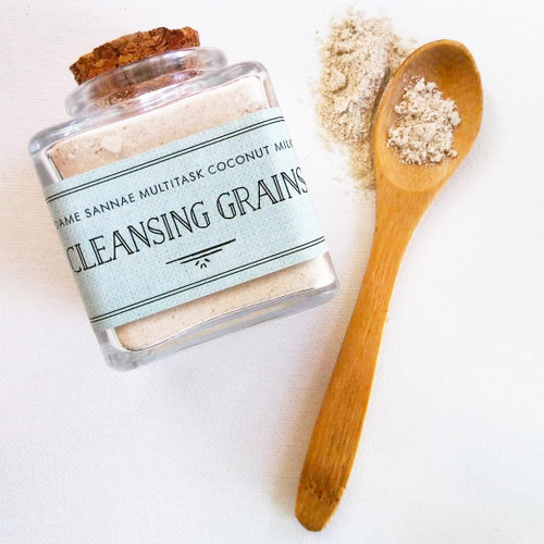 Coconut Milk Multitask Cleansing Grains