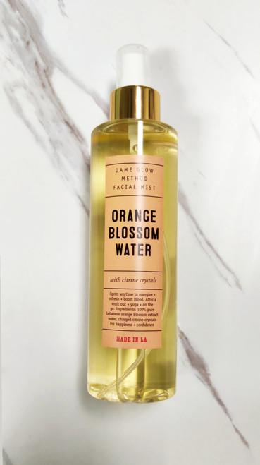 Orange Blossom Gemstone Water