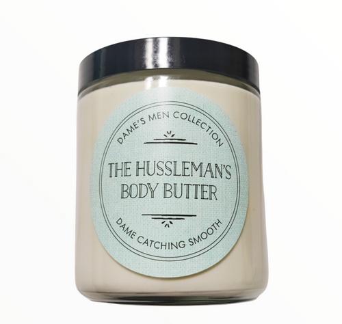 Husslemen's Body Butter