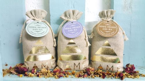 Botanical Bath Tea Bag
