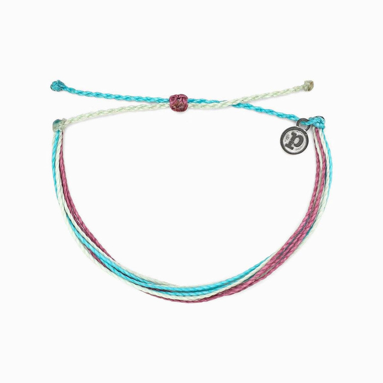 It's the bracelet that started it all. Each one is handmade, waterproof and totally unique—in fact, the more you wear it, the cooler it looks. Grab yours today to feel the Pura Vida vibes.