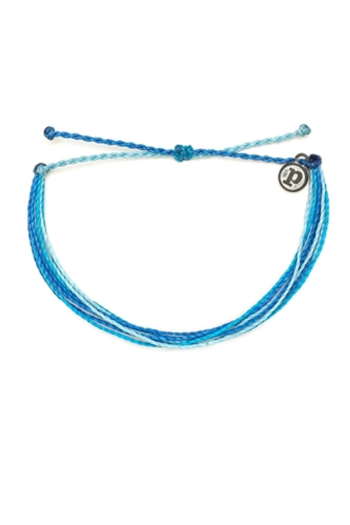 Every bracelet is 100% waterproof. Go surf, snowboard, or even take a shower with them on. Wearing your bracelets every day only enhances the natural look and feel. Every bracelet is unique and hand-made therefore a slight variation in color combination may occur.