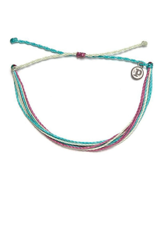 Slightly larger than our original bracelets, your ankle can now be as stylish as your wrist! Every anklet is 100% waterproof. Go surf, snowboard, or even take a shower with them on. Wearing your anklets every day only enhances the natural look and feel. Every anklet is unique and hand-made therefore a slight variation in color combination may occur.