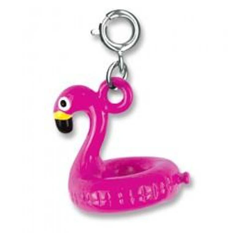 Flamingo Float Charm to accesorize your charm bracelet